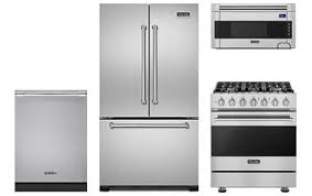 Stainless Kitchen Appliance Packages   viking d3 stainless steel appliance package with gas range abt com