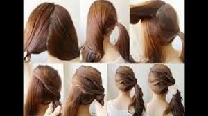 Simple Girls Hairstyles by Simple And Easy Hair Styles Video Dailymotion
