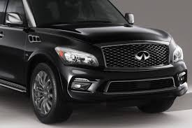 infiniti car qx80 new infiniti qx80 suv limited edition comes packed with extras