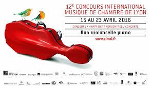 concours international de musique de chambre de lyon concours international de musique de chambre de lyon 2016 nomadmusic
