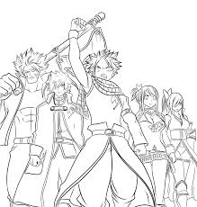 team fairy tail by godslayerr on deviantart