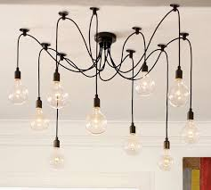 Potterybarn Chandelier Edison Chandelier From Pottery Barn Apartment Therapy
