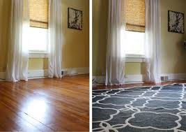 rugs on hardwood floors cievi home
