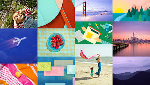 Bring Color And Style In Imagery Style Material Design