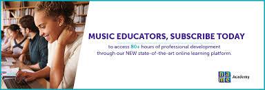 national association for music education nafme