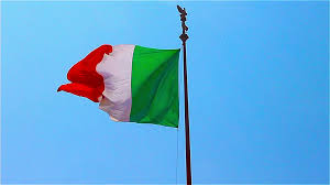Italy Flag Images Red White Green Italian Flag A National Symbol Of Italy Stock