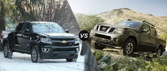 nissan frontier vs titan chevy colorado vs 2015 nissan frontier