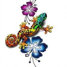 lizard tattoo designs maybe with a frog instead tats