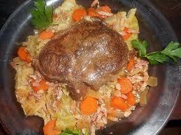 comment cuisiner le paleron les meilleures recettes de paleron à la cocotte minute