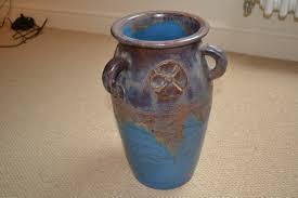 Denby Vase Pottery Denby