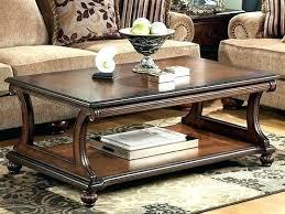 ashley furniture round coffee table ashley furniture end tables and coffee tables view larger coffee