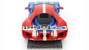 lego ford set topgear malaysia this is a 1 3 scale lego ford gt race car