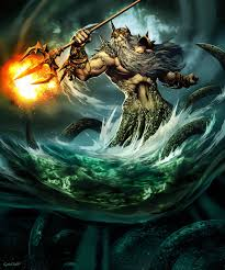 poseidon neptune greek god of the sea greek gods and