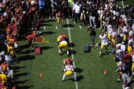 thanksgiving day football games college what do college football players do between spring and fall