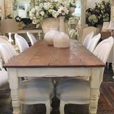 Best Dining Tables  Chairs Chalk Paint Ideas Images On - Farm dining room tables