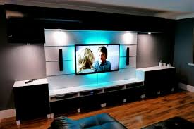 Ikea Credenza Interior Design Credenza Tv Stand Organizer Shelves Ikea Wall