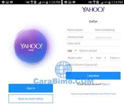 membuat yahoo mail via hp dua cara daftar akun yahoo baru lewat hp android