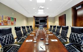 private meeting room for 6 at premier executive center naples