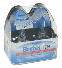 amazon com wagner h11 britelite replacement bulb pack of 2