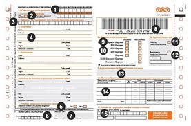 Tnt Express International Quels Services De Transport Envoi Tnt Express Comment Remplir Un Bon De Transport