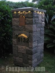 solar lights for driveway pillars 102 best driveway entrance landscaping images on pinterest