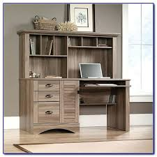 desk mission style oak desk with hutch solid wood computer desk