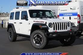 fiat jeep wrangler new 2018 jeep wrangler jl rubicon sport utility in san jose 18800