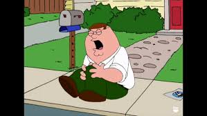 Peter Griffin Meme - peter hurts his knee is it the new steamed hams heavy com