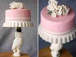 diy wedding cake stand the top 10 diy wedding ideas of 2012