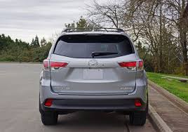 toyota awd 2016 toyota highlander xle awd road test review carcostcanada