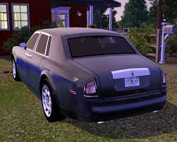 purple rolls royce fresh prince creations sims 3 2004 rolls royce phantom