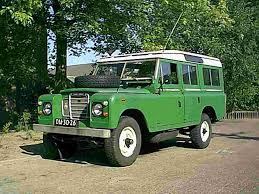 land rover series 3 109 iwema enterprise land rover 109 siii on lpg