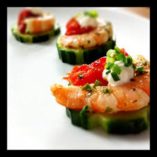 canapes with prawns prawn canape hipstafood