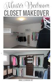 Design A Master Bedroom Closet Martha Stewart Living Master Bedroom Closet Makeover Clean Mama