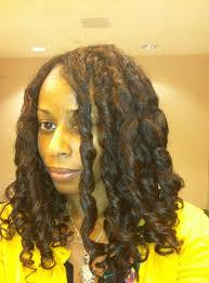 flexi rod stretch long 4b c hair curlformers convert hairscapades
