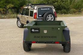 jeep utility trailer rugged u0027n ready 72 u201d backwoods trailer