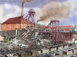 population growth and movement in the industrial revolution
