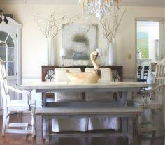 Blue And White Chinoiserie Chic - Gray dining room furniture