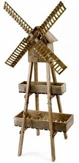 amish garden accessories amish wooden windmill outdoor garden