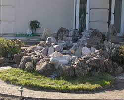 Patio Landscaping Ideas by Small Front Yard Landscaping House Design With Small Grass Rock