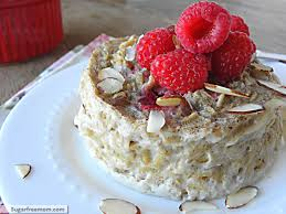 oatmeal berry breakfast cake dairy gluten u0026 sugar free