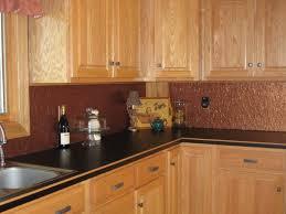 copper tiles for kitchen backsplash impressive manificent copper ceiling tiles backsplash artisan tin