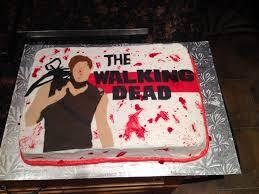 walking dead cake ideas 18 best walking dead cake ideas images on walking dead