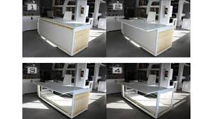 ultimate desk for architects work desk convertible to bed