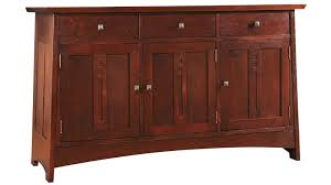 stickley highlands buffet by stickley gallery stickley highlands buffet quarter view