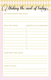 free printable life planner 2015 may need to replace my daily to do list with this one more often
