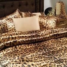 Leopard Bed Set Leopard Bedding Sets Foter