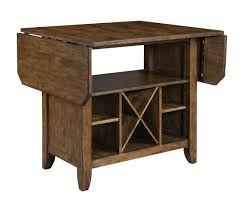 the nook maple kitchen island from kincaid furniture coleman