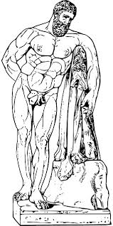 az coloring pages of hercules coloring home