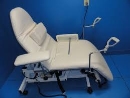 used medical exam tables used dewert dymat e1 26991 procedure table chair powered medical